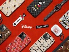 CASETiFY二度携手迪士尼推配件 客製化印花更贴心