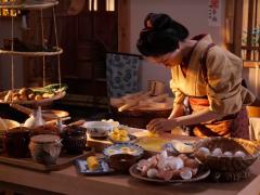 松本穗香《澪之料理帖》亲製茶碗蒸 预售赠「鲣鱼+昆布」
