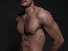 阳光型男变坏坏大只佬 徐恺每日6餐增重养肌